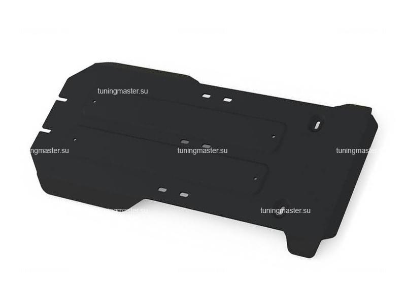 Защита КПП и РК Lexus GX460
