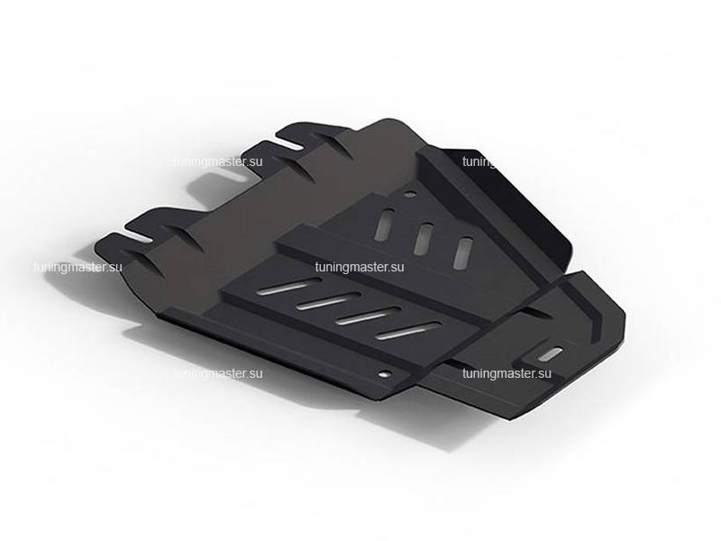 Защита раздаточной коробки Lexus LX570