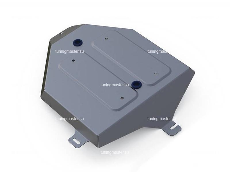Защита топливного бака Kia Sportage (алюминиевая)