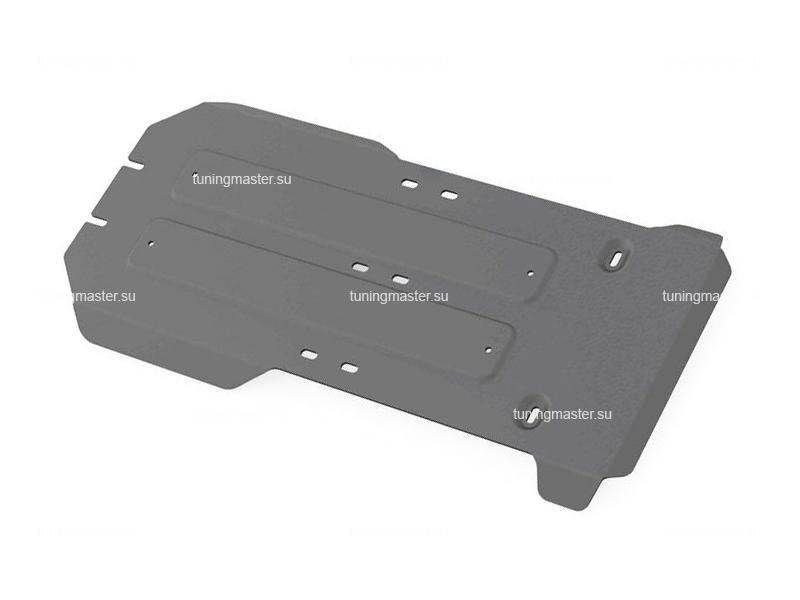 Защита КПП и РК Lexus GX460 (алюминиевая)
