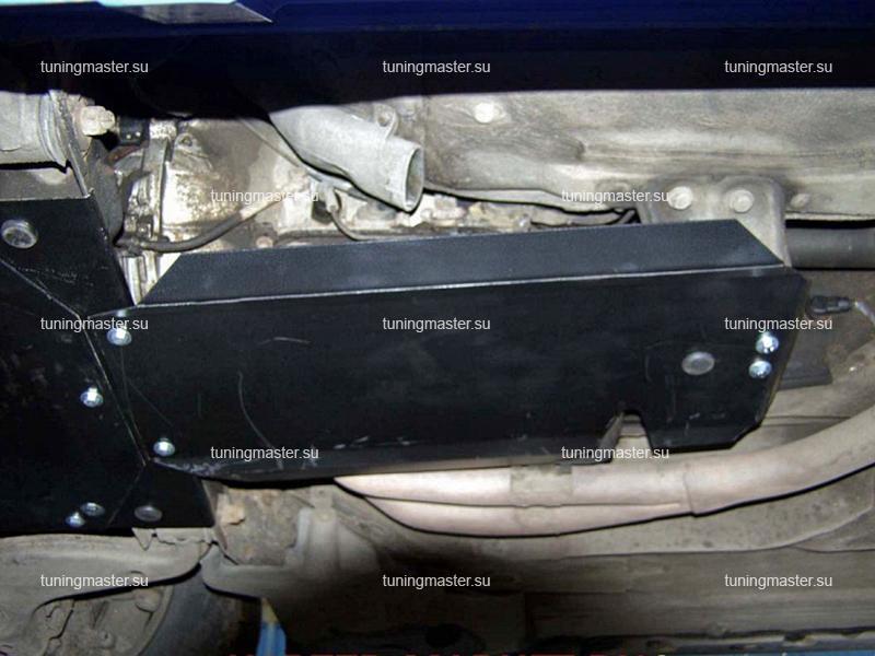Защита АКПП Mercedes Benz S-Class W140