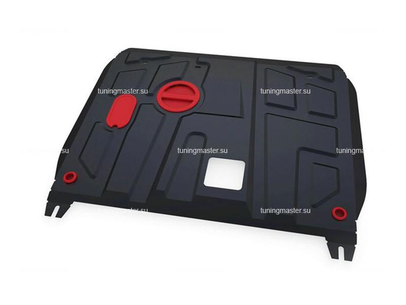 Защита картера и КПП Kia Cerato
