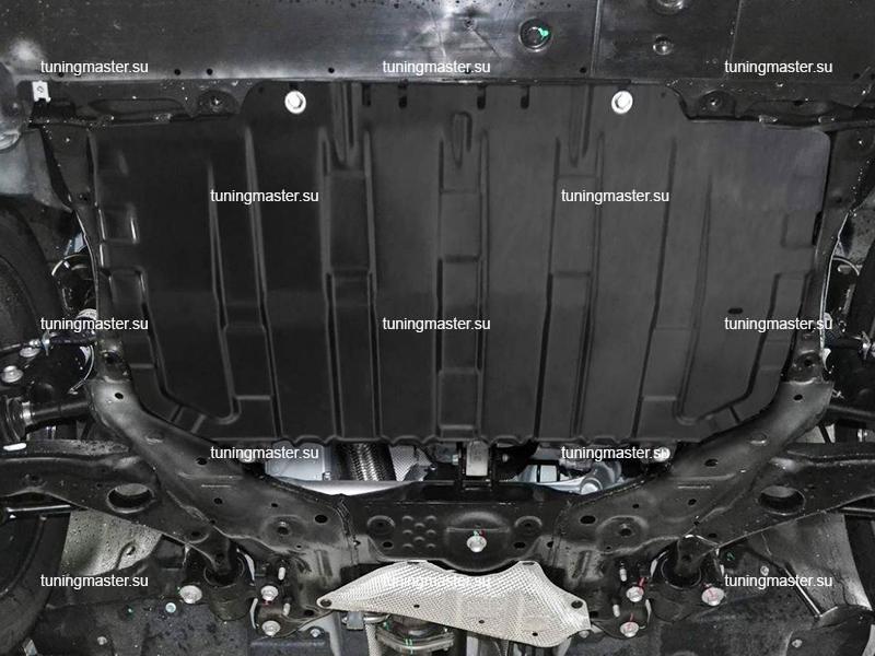 Защита картера и КПП Mazda 6 GJ
