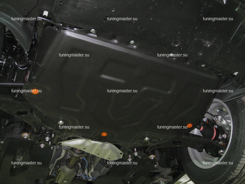 Защита картера и КПП Mazda 6