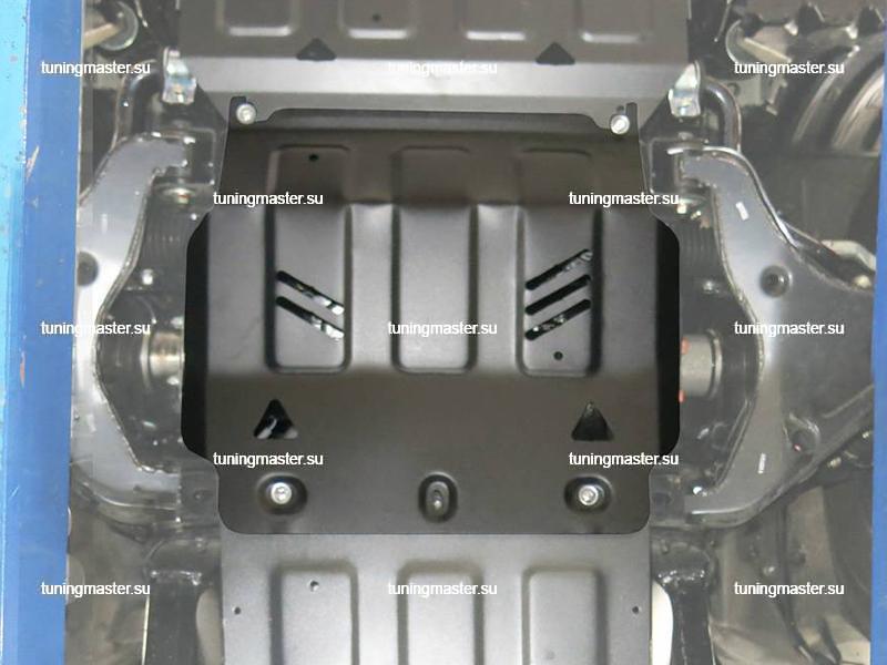 Защита картера Mitsubishi L200