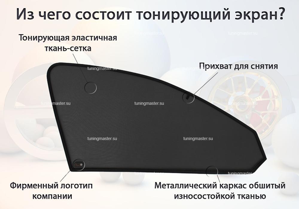 Защитный тонирующий экран EscO
