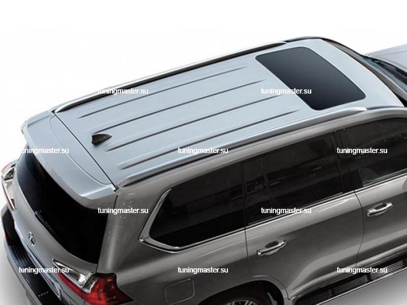 Рейлинги на крышу Lexus LX450