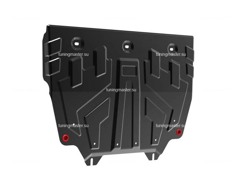 Защита картера и КПП Mazda 3 (увеличенная)