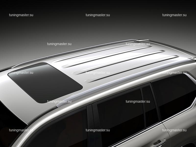 Рейлинги на крышу Lexus LX570