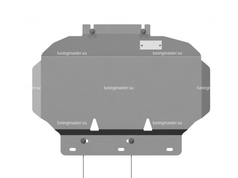 Защита картера Nissan Pathfinder (алюминиевая)