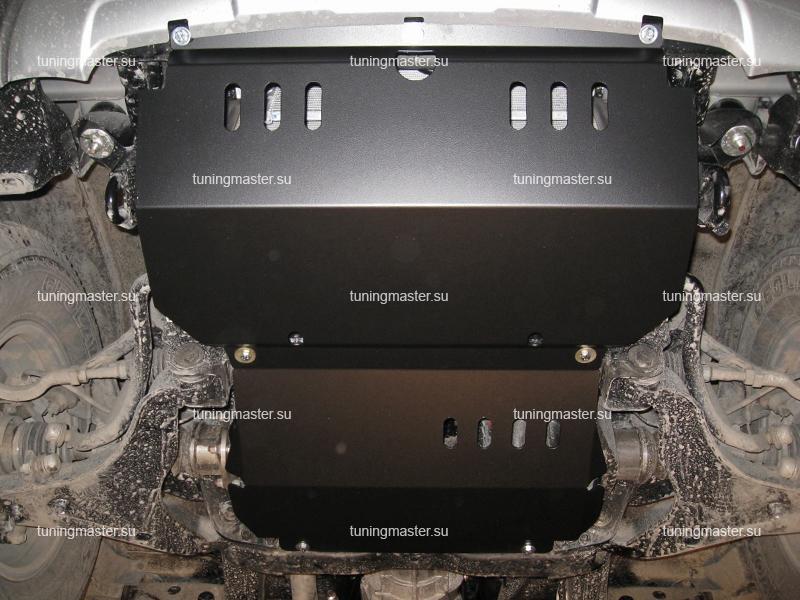 Комплект защит картера Mitsubishi Pajero Sport