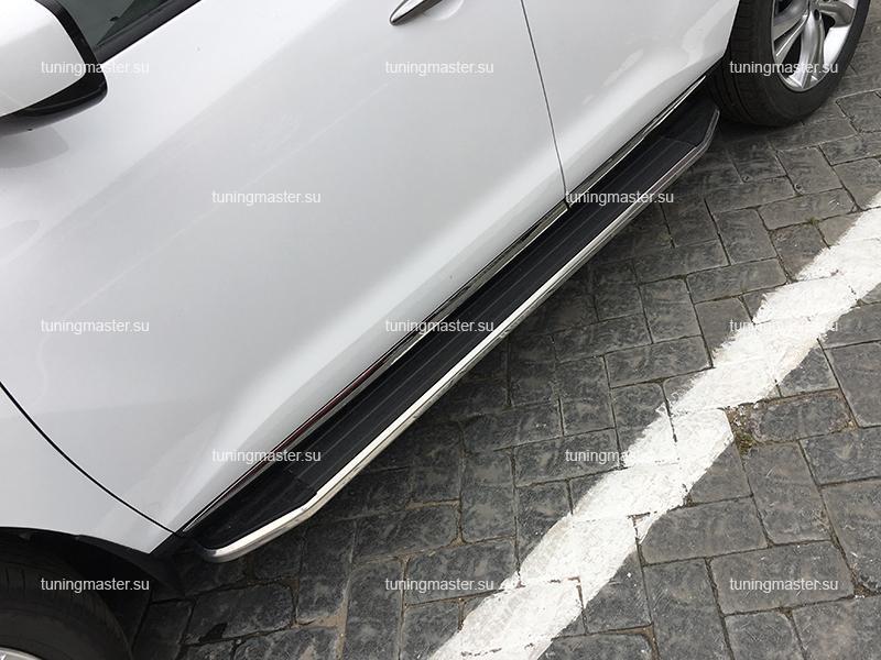 Пороги Nissan Murano Z52 (Premium)