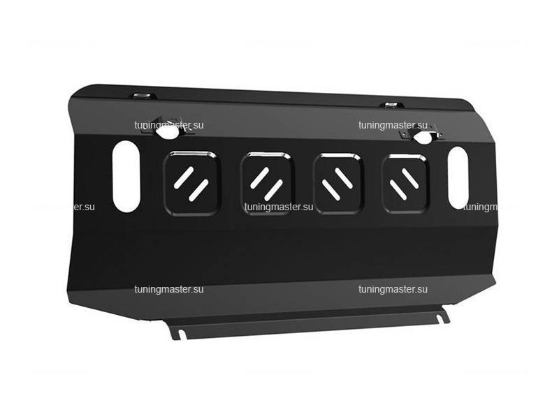 Защита радиатора Mitsubishi Pajero 3
