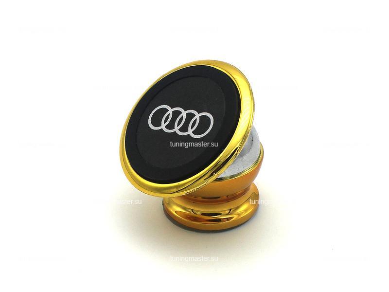 Автомобильный держатель для телефона с логотипом Audi