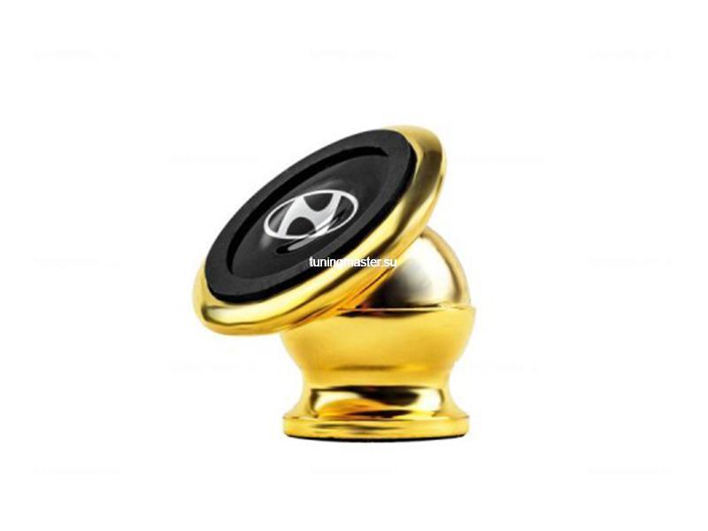 Автомобильный держатель для телефона с логотипом Hyundai