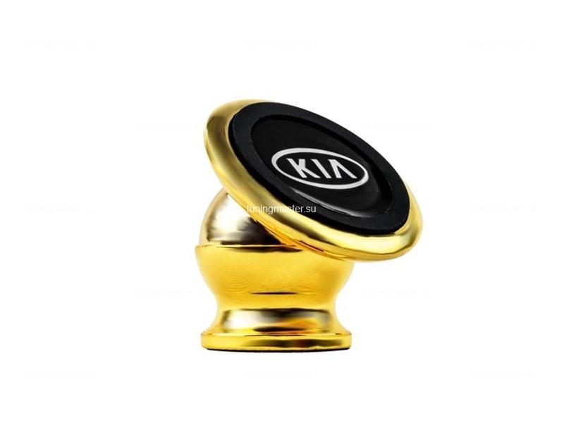 Автомобильный держатель для телефона с логотипом Kia