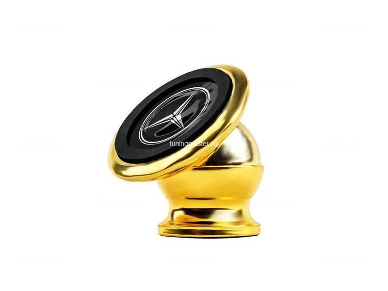 Автомобильный держатель для телефона с логотипом Mercedes Benz