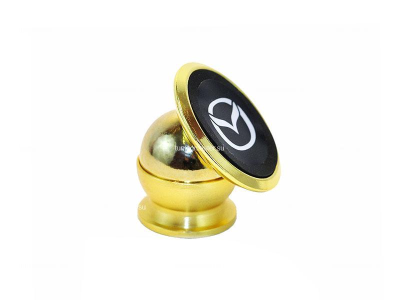 Автомобильный держатель для телефона с логотипом Mazda