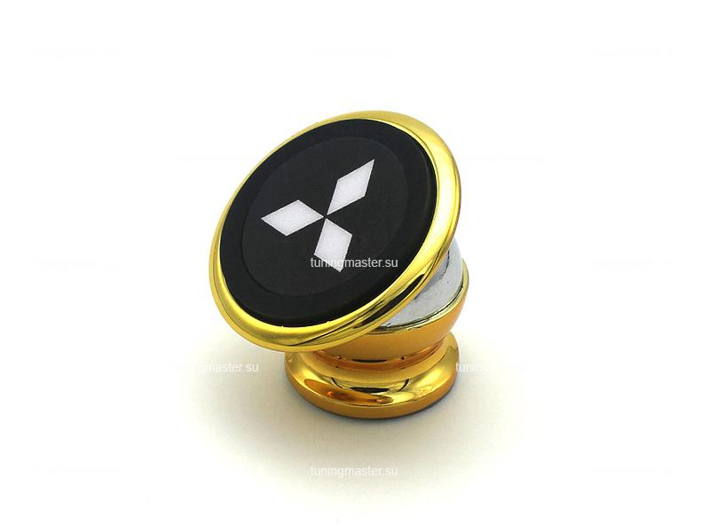 Автомобильный держатель для телефона с логотипом Mitsubishi