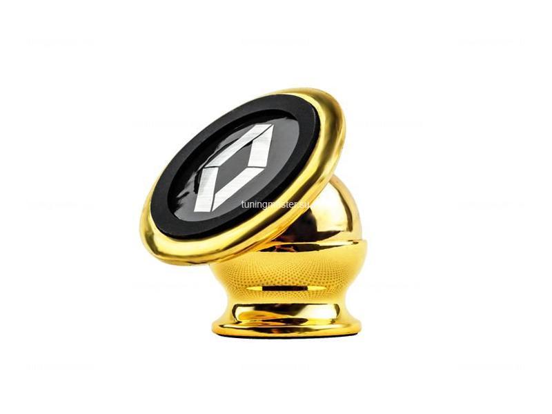 Автомобильный держатель для телефона с логотипом Renault