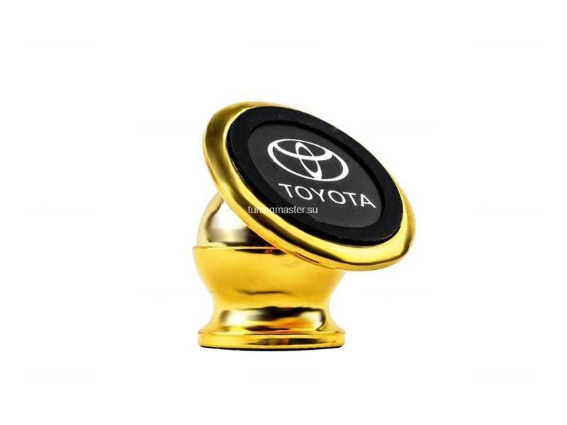 Автомобильный держатель для телефона с логотипом Toyota