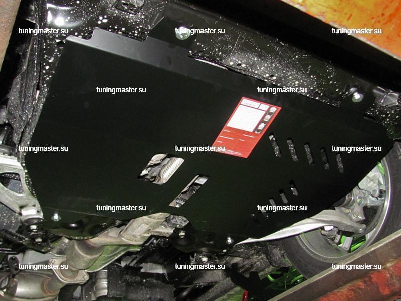 Защита картера и КПП Nissan Teana L33