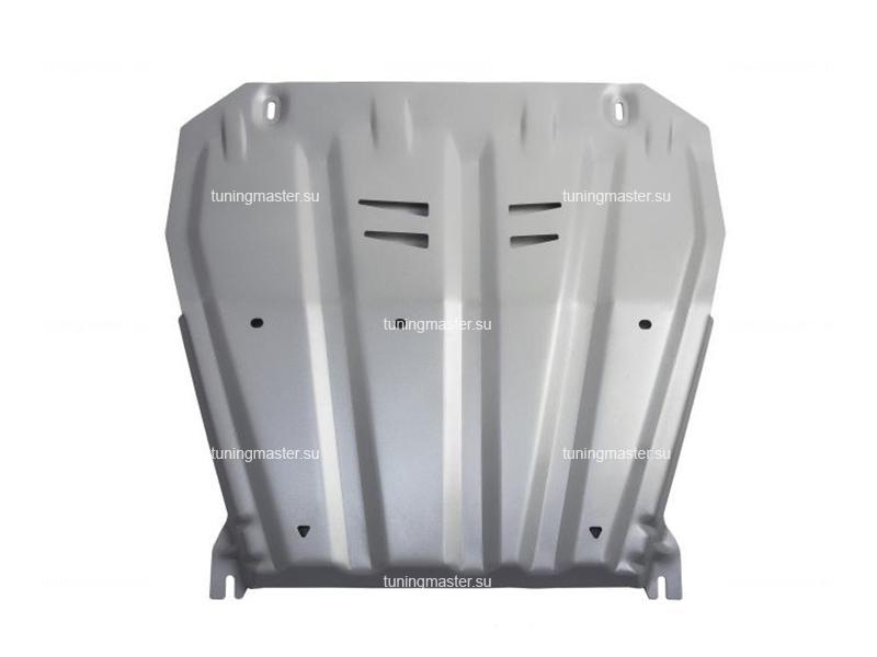 Защита картера и КПП Nissan X-Trail T31 (алюминиевая)