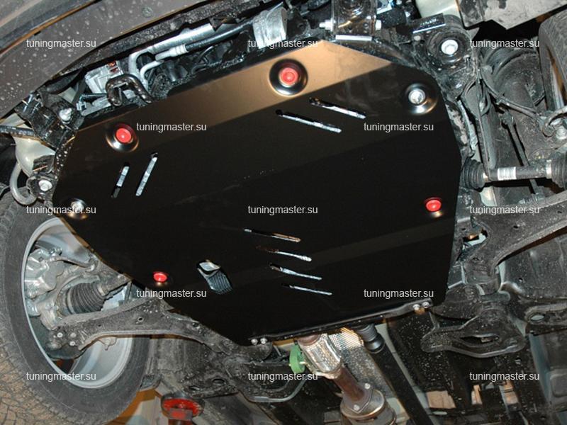 Защита картера и КПП Opel Antara