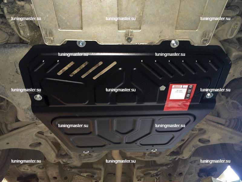 Защита картера и КПП Opel Astra H