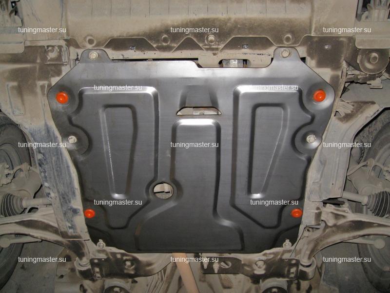 Защита картера и КПП Opel Astra J
