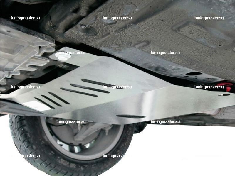 Защита картера и КПП Opel Insignia (алюминиевая)