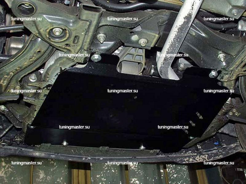 Защита картера и КПП Opel Meriva