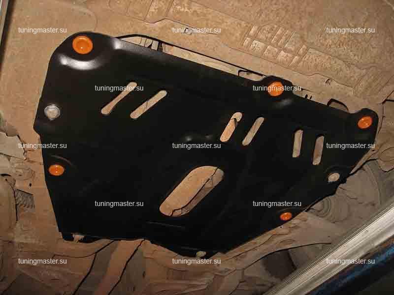 Защита картера и КПП Opel Zafira B