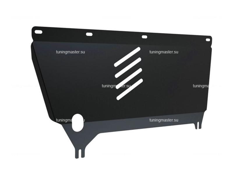 Защита картера и КПП Peugeot 207