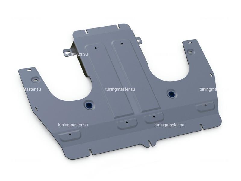 Защита коробки передач Porsche Panamera (алюминиевая)