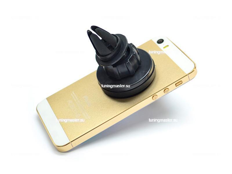 Автомобильный магнитный держатель для телефона Wiiix mini