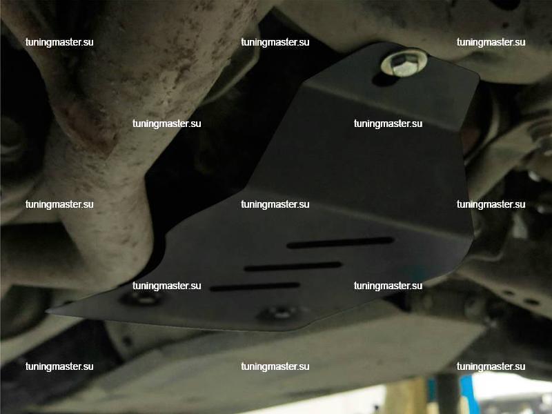 Защита заднего редуктора Nissan X-Trail T32