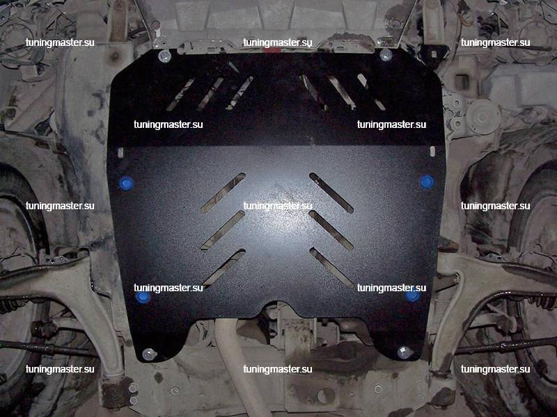 Защита картера и КПП Opel Vectra C
