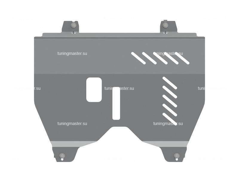 Защита картера и КПП Nissan Teana L33 (алюминиевая)