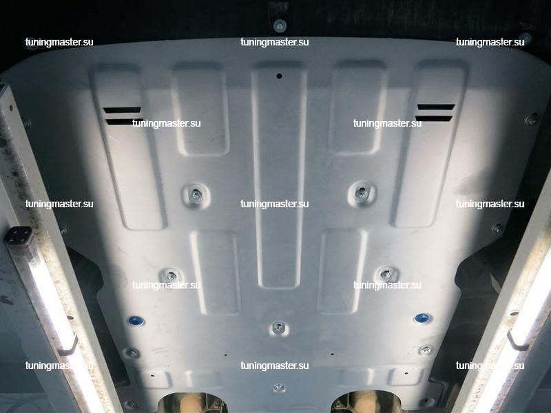 Защита картера Porsche Panamera (алюминиевая)