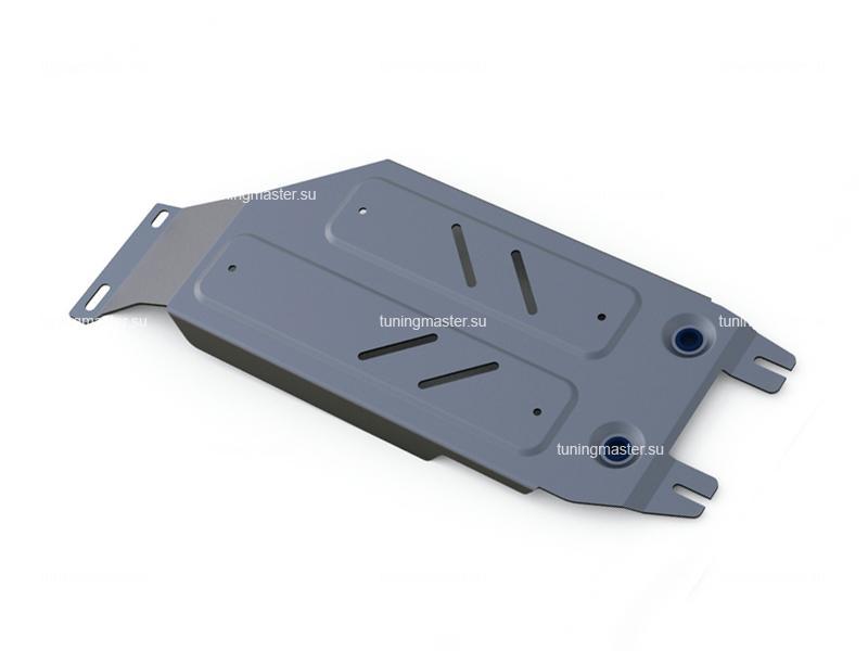 Защита КПП Subaru Forester (алюминиевая)