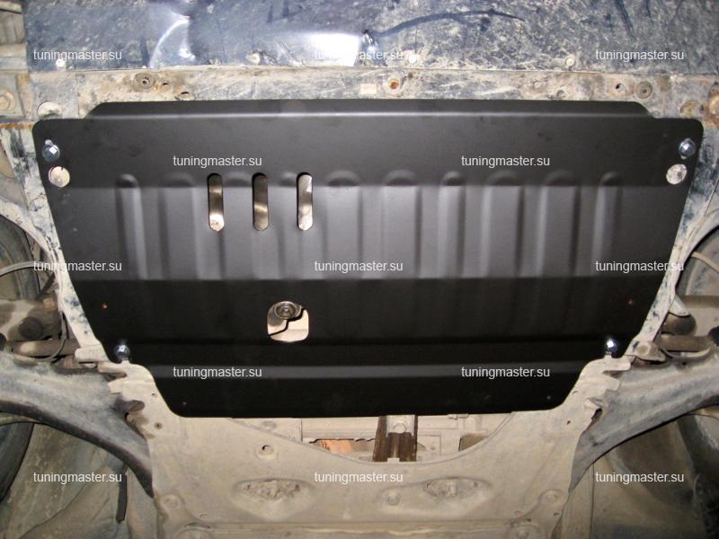 Защита картера и КПП Renault Megane 2