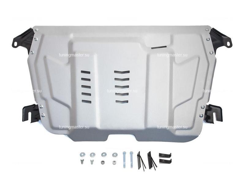 Защита картера и КПП Toyota Camry XV40 (алюминиевая)
