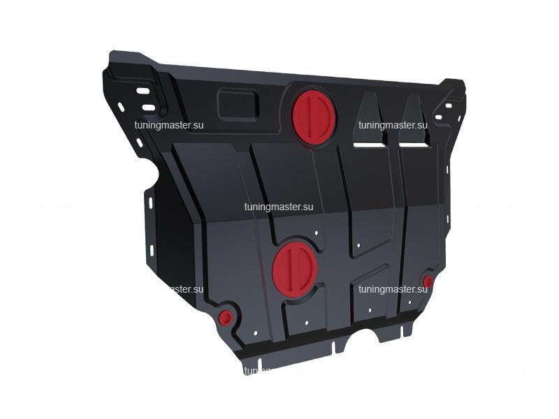 Защита картера и КПП Seat Leon