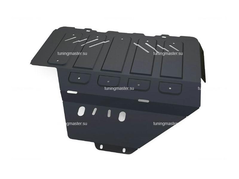 Защита картера Subaru XV увеличенная