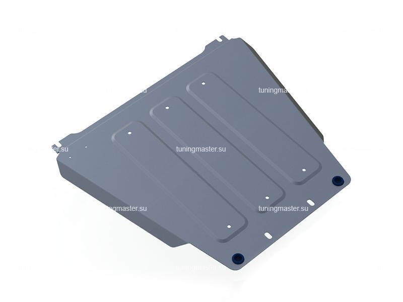 Защита коробки передач SsangYong Kyron (алюминиевая)