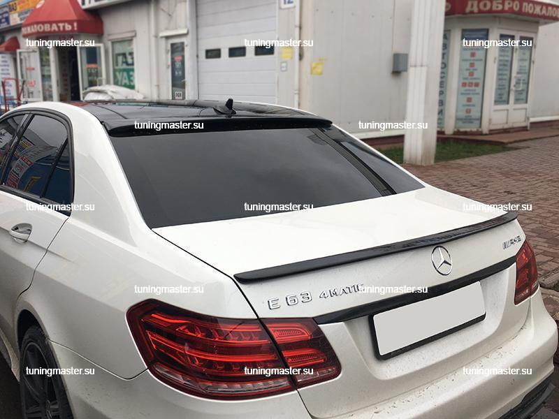 Козырек на задние стекло Mersedes Benz E-Class W212