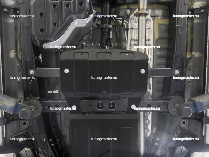 Защита раздаточной коробки Toyota Fortuner