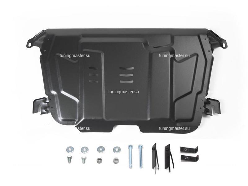 Защита картера и КПП Toyota Camry XV50