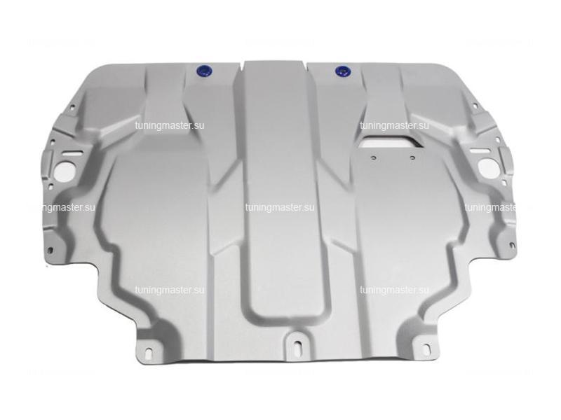 Защита картера и КПП для Seat Altea (алюминиевая)